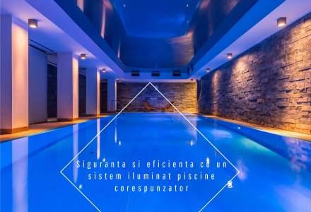 Siguranță și eficiență cu un sistem iluminat piscine corespunzător