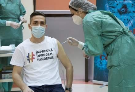 Valeriu Gheorghiță: În iunie, 50% din populație ar trebui să fie vaccinată