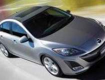 The new Mazda 3 family now...