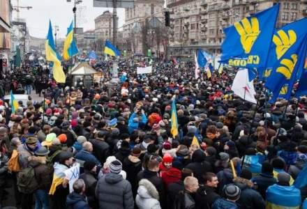 Rebelii prorusi si liderul lor au fugit din Slaviansk