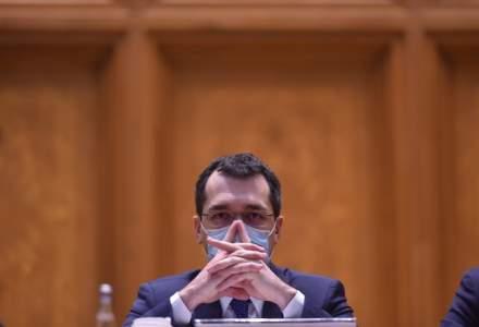 Ce spune Vlad Voiculescu despre bugetul acordat Ministerului Sănătății