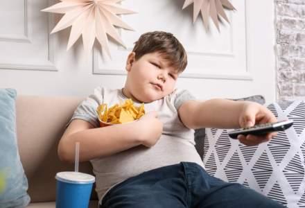 Țara care avertizează asupra creșterii obezității infantile
