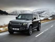 Land Rover prezintă Defender...