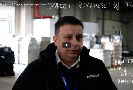 Palet Românesc | Romstal, reinventare permanentă după 27 de ani