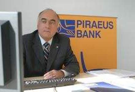 Grecii mai aduc 20 mil. euro la capital pentru Piraeus Bank Romania