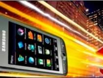 Samsung, profit in scadere cu...