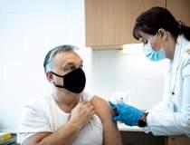 Viktor Orban, vaccinat cu...