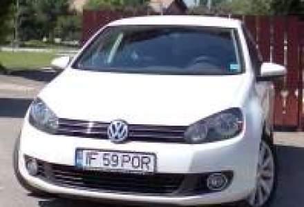 Test Drive Wall-Street: Volkswagen Golf VI