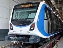 Metrorex introduce noile trenuri