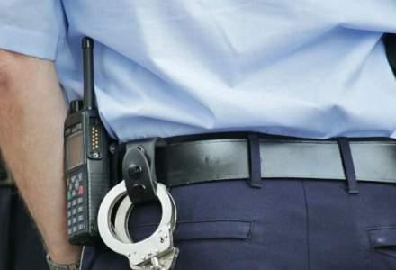 Soferița care a omorât două fete, reținută de polițiști