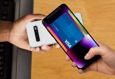 Visa: 3 bănci și Global Payments oferă soluția Tap-to-Phone, care transformă un dispozitiv mobil în POS
