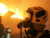 Incendiu de la o fabrică de...