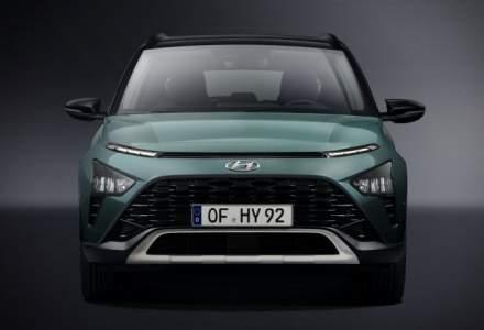 Hyundai dezvăluie noul crossover Bayon