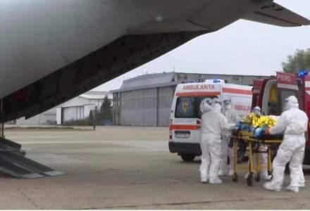 UPDATE   Cei doi pacienți arși în incendiul din Prahova sunt transferați în străinătate