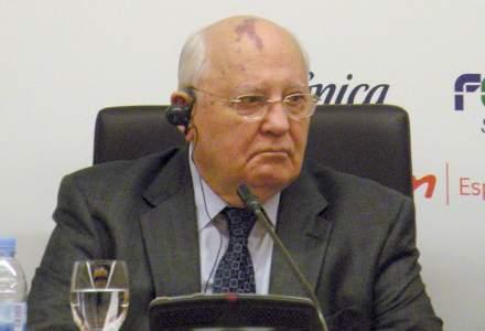 La 90 de ani, Mihail Gorbaciov își face ziua de naștere pe Zoom