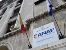 ANAF: În primul semestru al...