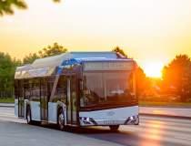 Nouă autobuze electrice vor...