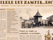 Zilele lui Zamfirescu: o...