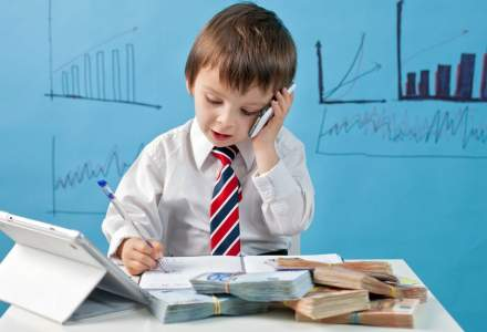 Copiii vor putea să tranzacționeze pe Bursa de Valori București. BRK lansează un cont dedicat