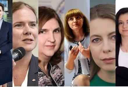 Ele sunt cele mai puternice femei din marile companii românești de pe bursă