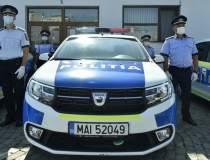 O nouă conducere la poliția...