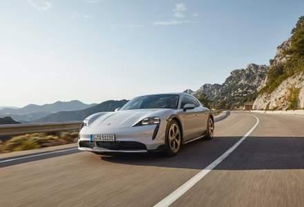 Porsche a prezentat noul Taycan Cross Turismo