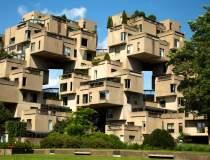 Cinci locuințe ciudate, în...