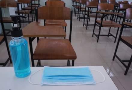Cum se face școala în scenariul roșu. A fost modificat ordinul comun al Ministerului Sănătății și Educației