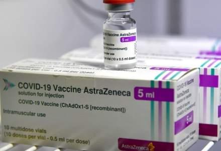 CNCAV: Afost eliminată restricția de vârstă pentru vaccinul AstraZeneca