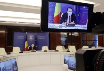 Florin Cîțu despre buget: Românii așteaptă multe și nu îi vom dezamăgi