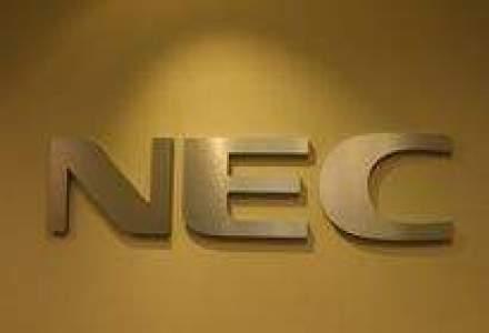 NEC: Pierderi trimestriale de 356 mil. dolari