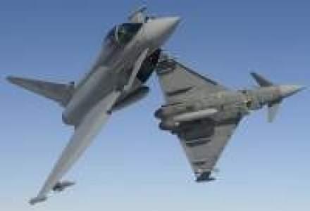 Contract de 9 mld. euro pentru 112 aparate de zbor Eurofighter Typhoon
