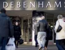 Retailerul Debenhams revine...