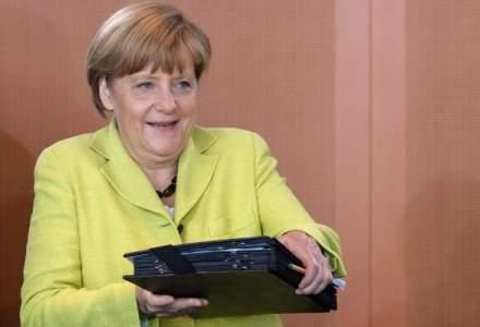 Ucrainenii au luat cu asalt conturile de Facebook ale lui Hollande si Merkel