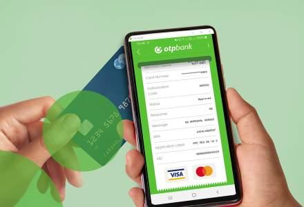 OTP Bank lansează OTP POSibil, soluția care permite transformarea telefonului mobil în POS pentru acceptarea plăților cu cardul