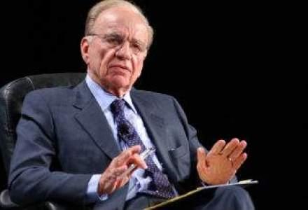 OFERTA URIASA, respinsa: miliardarul Murdoch vrea sa cumpere Time Warner