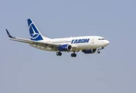 Cursa Tarom de vineri spre Moscova va evita spatiul aerian ucrainean