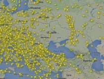 Zeci de avioane ocolesc...