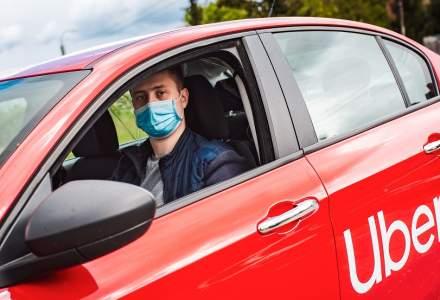 Uber la olteni, de joi. Aplicația a ajuns la șapte orașe din România