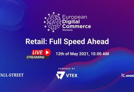 Noi orizonturi pentru eCommerce și retail la European Digital Commerce powered by VTEX