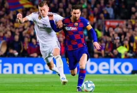 Sergio Ramos îi spune lui Messi că poate să locuiască la el dacă se transferă la Real Madrid