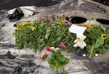Tragedia aviatica din Ucraina, in imagini: intreaga planeta aduce omagii victimelor