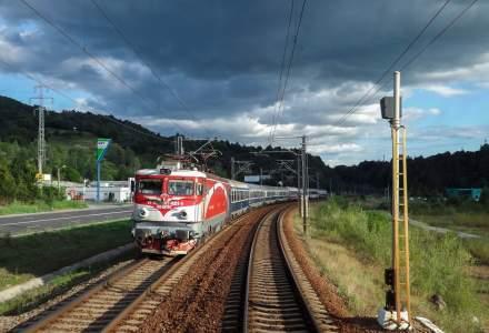 CFR a introdus un nou tren pe ruta București-Constanța