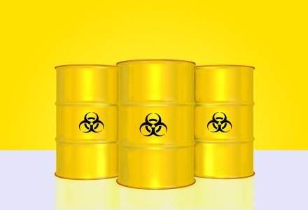 Posibil pericol de radiații în București. Ce au găsit polițiștii în ruinele unei foste fabrici
