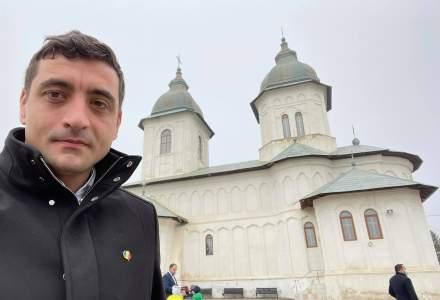 [Video] George Simion, AUR, blocat la granița cu Republica Moldova: Cer asistență diplomatică