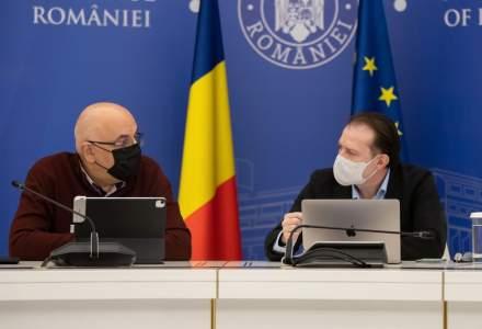 Florin Cîțu cere mai multe paturi ATI: Nu putem fi luați prin surprindere