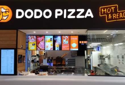 Câte pizzerii intenționează să deschidă Dodo Pizza în 2021