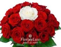 Trandafirii rosii reprezinta...