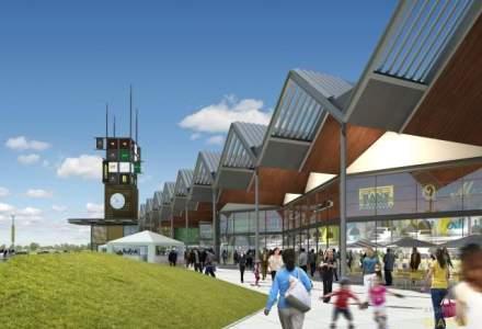 Coresi Brasov, gata in proportie de 60%: mallul ar trebui sa atinga venituri anuale de peste 5 mil. euro in 3-5 ani