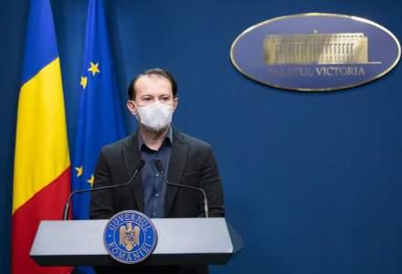 Florin Cîțu, despre evoluția pandemiei în România: Vrem să ajungem la un total de 1.600 de paturi în ATI